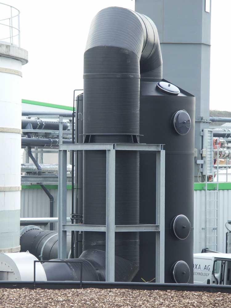 Likusta - environmental solutions: bio scrubbers and