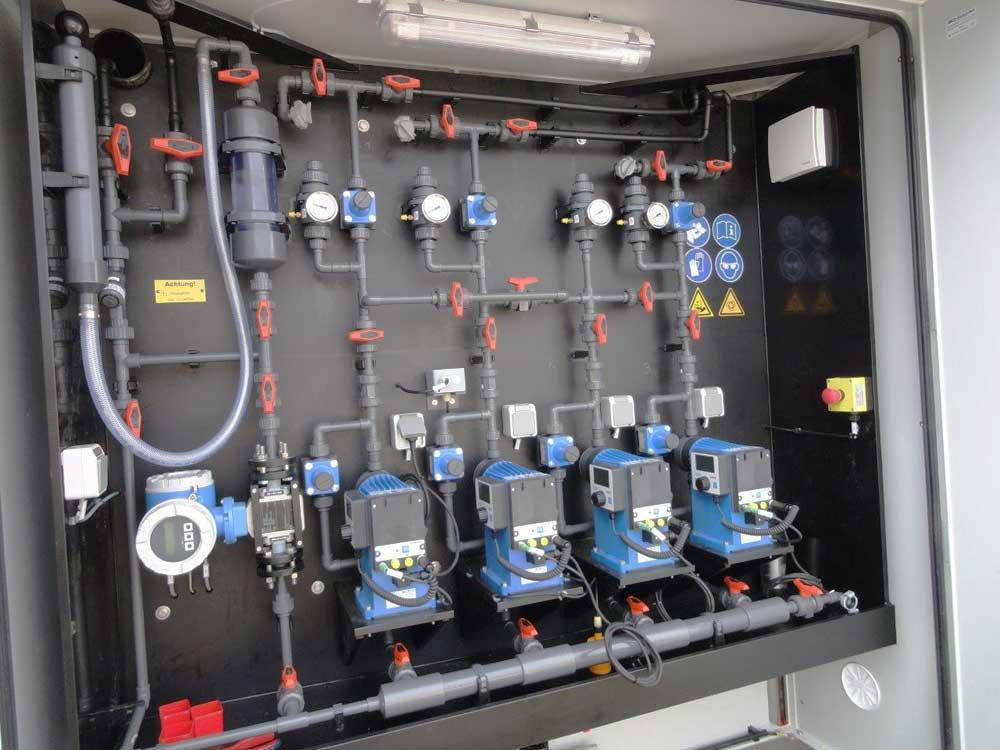 Likusta Environmental Solutions Dosing Systems
