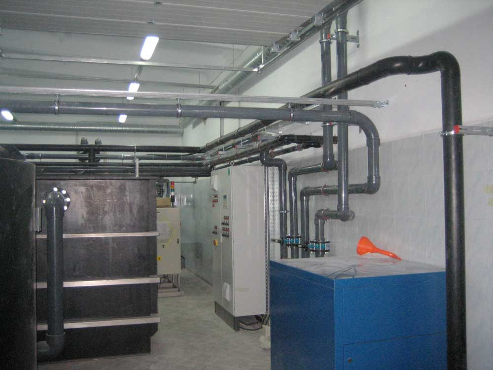 Customised water filter systems