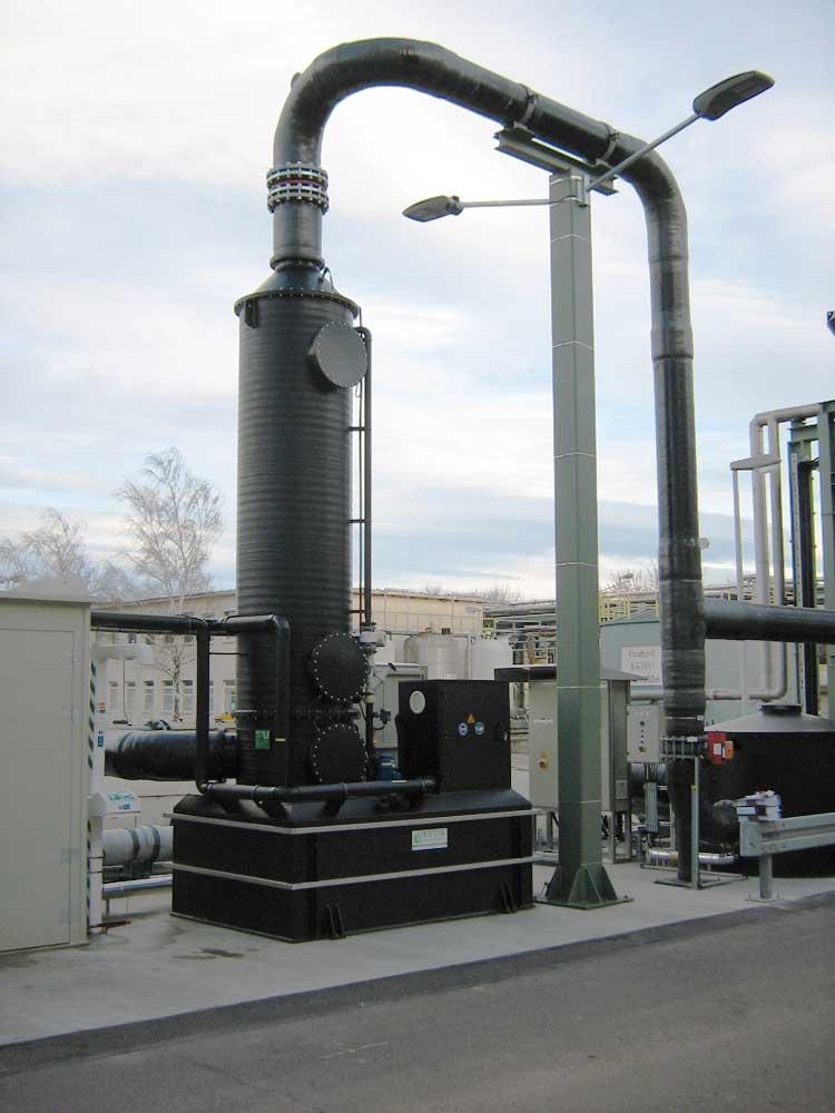 Chlorierte Kohlenwasserstoffe